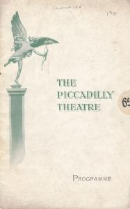 Folly To Be Wise Cicely Courtneidge Comedy Old London Theatre Programme