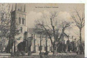 Pakistan Postcard - The Church of England - Peshawar - Ref 12470A