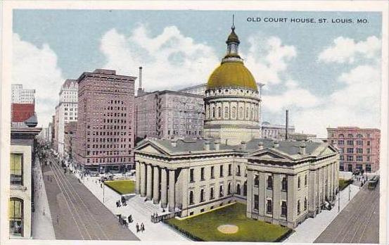 Missouri St Louis Old Court House