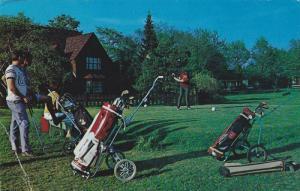 Golf Course, GRANBY , Quebec , Canada , 1970