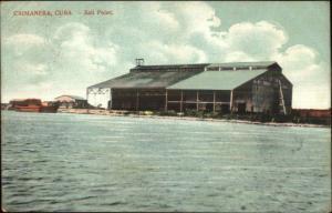 Caimanera Cuba Sail Point Used 1911 Postcard