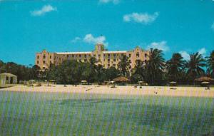 Bahamas Nassau Fort Montagu Hotel