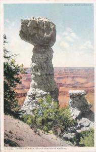 Arizona Grand Canyon Thor's Hammer Detroit Publishing