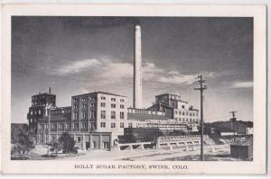 Holly Sugar Factory, Swink CO