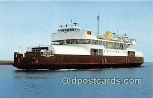 MV Lord Selkirk Wood Island Ship Postcard Post Card Wood Island Postcard Post...