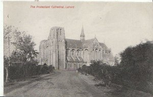 Pakistan Postcard - The Protestant Cathedral - Lahore   BH903