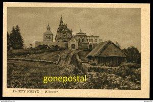 dc1492 - Poland 1949 Święty Krzyż Klasztor. Nowa Słupia