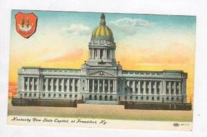 Exterior, New State Capital, Frankfort, Kentucky, 1900-1910