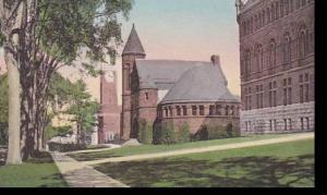 Vermont Burlington Looking North along College Row University of Vermont   Al...