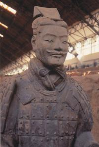 Chinese Relics Terra-Cotta Warrior Qin Dynasty Splendid China Kissimmee Florida