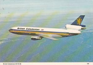 British Caledonian Airways McDonnell Douglas DC10-30