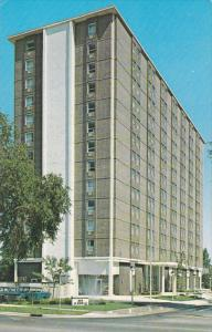 ROCKFORD, Illinois, PU-1974; North Main Manor Apartments