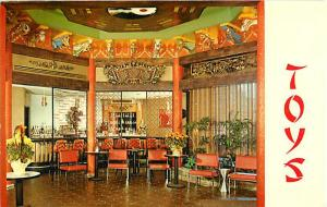 Interior View The Garden of 24 Dragons at Toys Restaurant 83