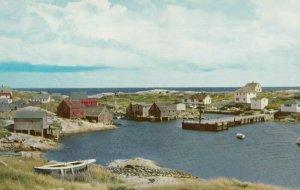 PEGGY's COVE , Nova Scotia , Canada , 50-60s