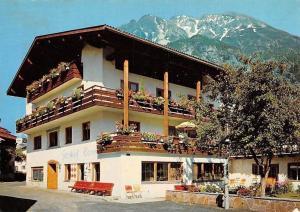 Vorderhornbach Lechtal Tirol Gasthof Rose Pension Hotel