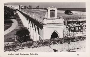 RP: Ancient Wall , CARTAGENA , Colombia , 1930s