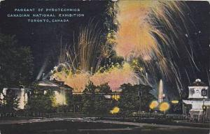 Pageant Of Pyrotechnics Canadian National Exhibition, Toronto, Ontario, Canad...