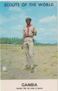 Boy Scouts of the World: #75 Gambia, 1968