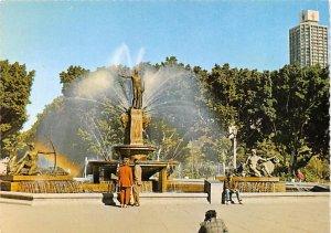 Archibald Fountain, Hyde Park Sydney Australia Unused