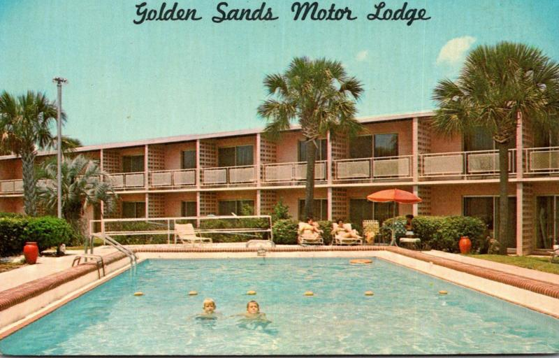 Florida Jacksonville Golden Sands Motor Lodge