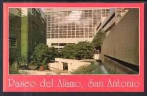 Paseo del Alamo,San Antonio,TX BIN