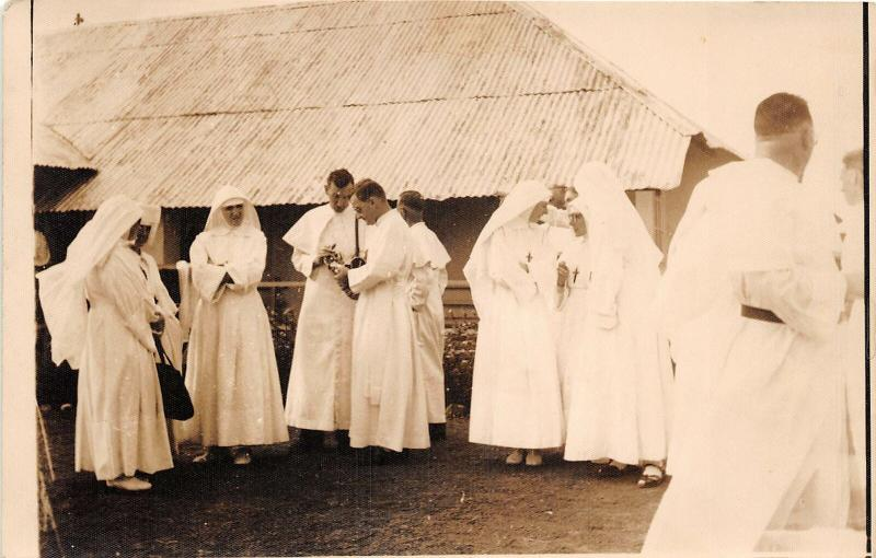 br104336 africa real photo somalia costume types religious mission