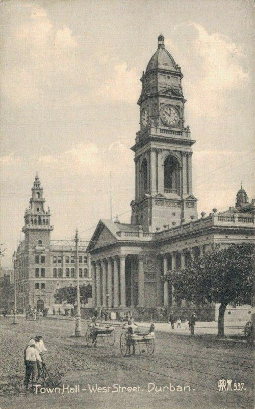Africa Town Hall West Street Durban 05.94