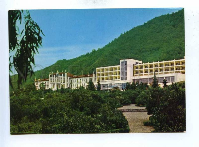 192897 IRAN RAMSAR RAMSAR Hotel old photo postcard