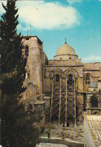 Jordan Church Of The Holy Sepulchure
