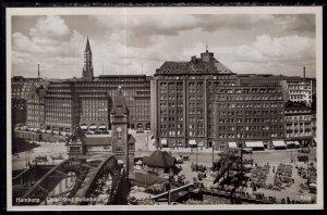 Chile und Ballinhaus,Hamburg,Germany
