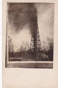 RP: Aunt Amanda Oil Well No 1 Gusher , JOHNSON , Nebraska , PU-1909