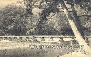 Togetsu Bridge Ranzan Japan Unused