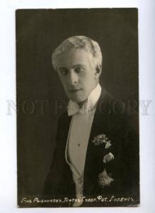 175604 RYBNIKOV Russian OPERA DRAMA Actor Vintage photo PC