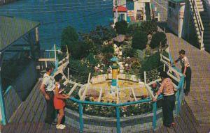 New Jersey Atlantic City The Wishing Well 1954