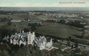 ABERGELE , Wales , 1900-10s ; and Bryngwenallt