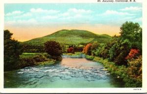 New Hampshire Claremont Mt Ascutney Curteich
