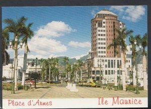 Mauritius Postcard - Main Entrance To The Capital, Port Louis   T4382