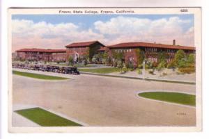 Fresno State College, 30's Cars, Fresno California, Pacific Novelty Co