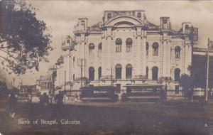 RP: Bank of Bengal , CALCUTTA , India, 00-10s