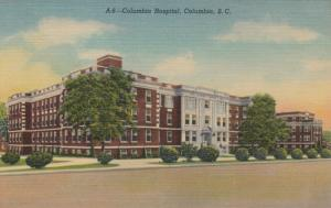 COLUMBIA , South Carolina , 30-40s ; Columbia Hospital