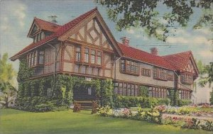 Michigan Battle Creek C W Post Memorial Club House