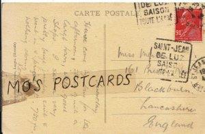 Genealogy Postcard - Mercer - Preston New Rd - Blackburn - Lancashire - Ref 735B