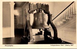 Pennsylvania Philadelphia Independence Hall Liberty Hall Real Photo