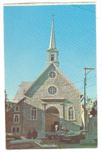 Church Notre-Dame-des-Victoires, Quebec, Canada, 1940-1960s
