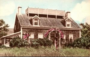 Massachusetts Nantucket Old Coffin Homestead