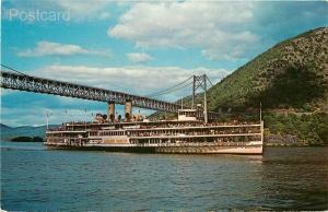 Steamship Alexander Hamilton, NY, Bear Mountain, New York, Audio Visual Designs