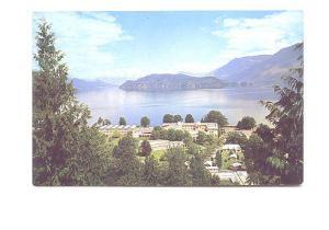 Harrison Hot Springs Hotel, Mount Douglas, British Columbia,