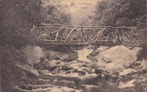 Belgium La Hoegne Pont Forestier 1922