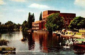 England Stratford Upon Avon Shakespeare Memorial Theatre 1961