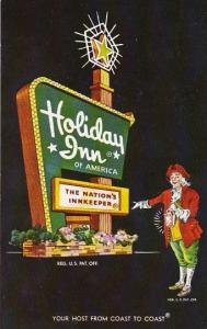 Holiday Inn Of America Tucumcari New Mexico